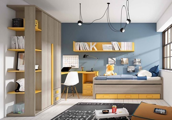 46 Best Childrens Study Room Design Ideas For Your Kids Room