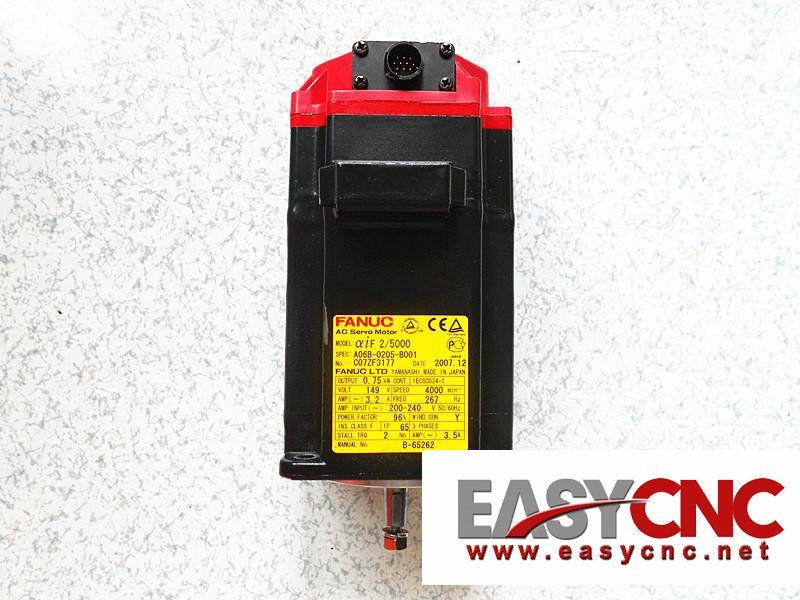 A06B-0061-B303 Motor www.easycnc.net