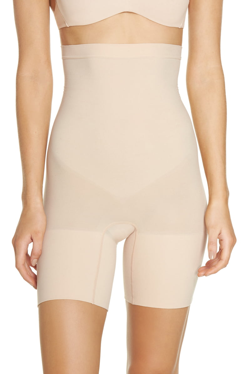 Spanx Womens Higher Power Thigh Slimmer