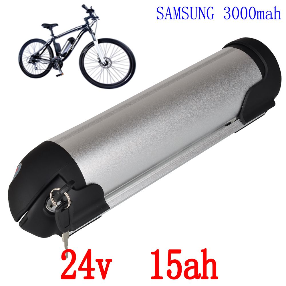 Power-out from Bottom electric bike battery 36V 13AH  Samsung battery cell