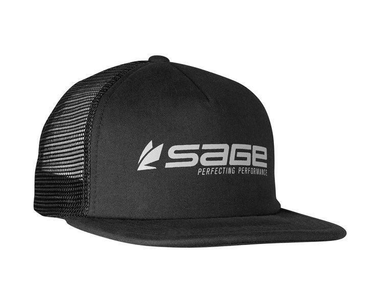 Sage Foam Trucker - Sage Fly Fish  ce7cc39a6e8