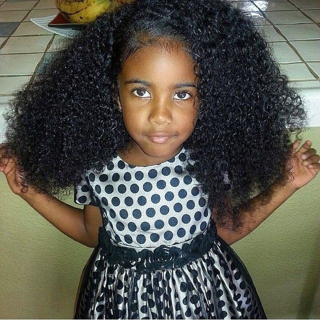 Image result for hairstyles for kids with natural curls ...