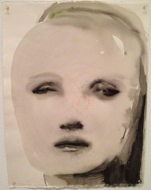 【現代美術】マルレーネ・デュマス「人種差別や性を主題と