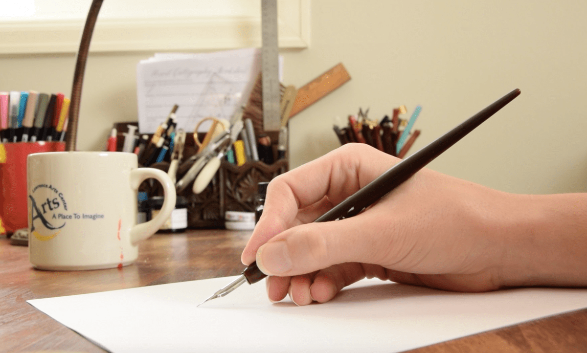 Giveaway TPK Calligraphy Course Scholarship All Needed