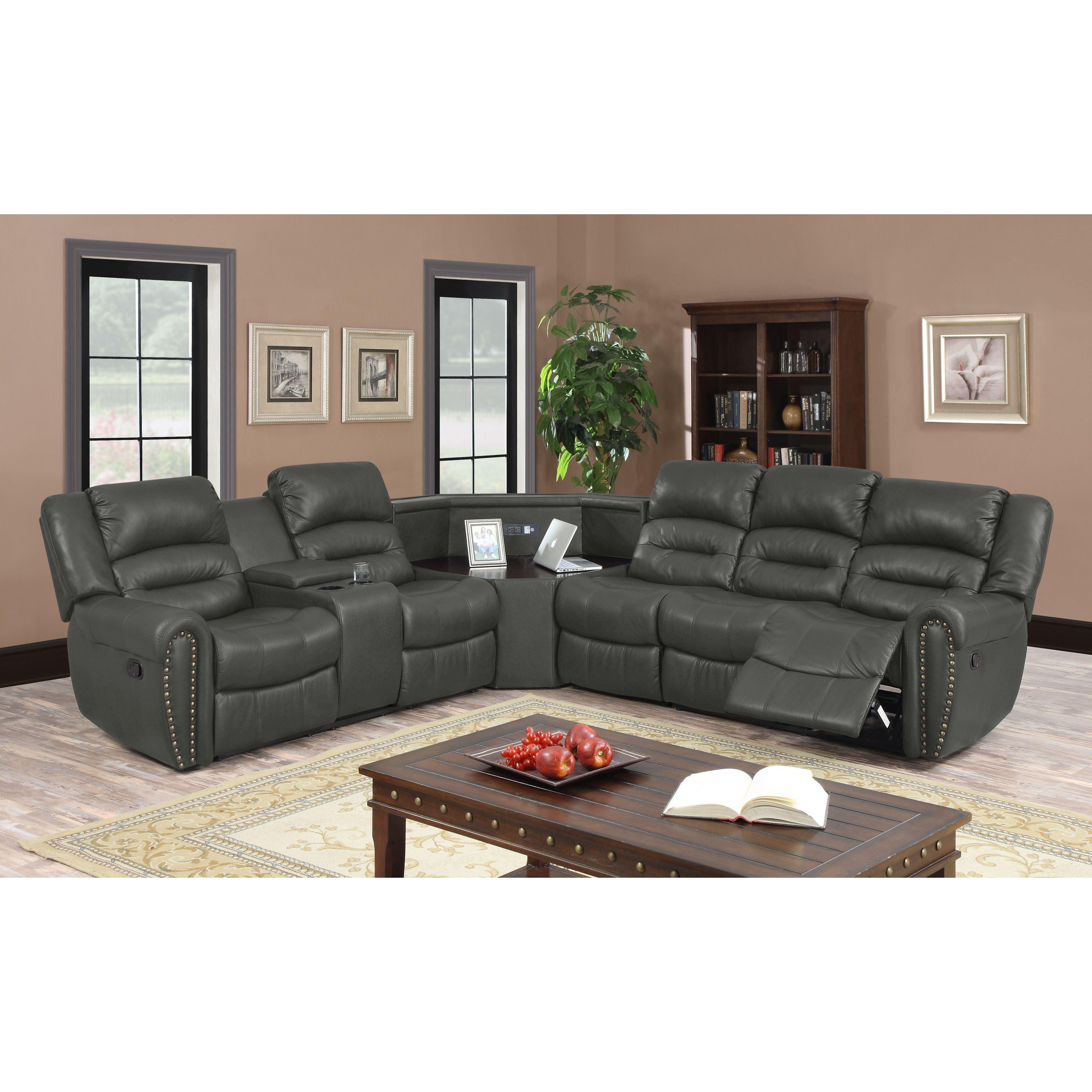 Shop Wayfair For Sectional Sofas To Match Every Style And Budget Enjoy Free Shipping On Most Stuff Even Big Stuff Home Theater Sectional Sofa Reclining
