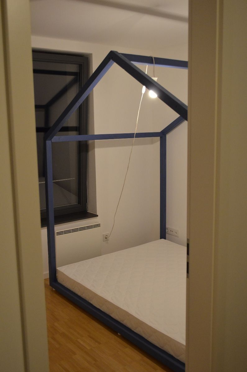 Kinderbett selber bauen  Kinderbett selber bauen: XXL-Hausbett Bauanleitung | Dian Bett ...