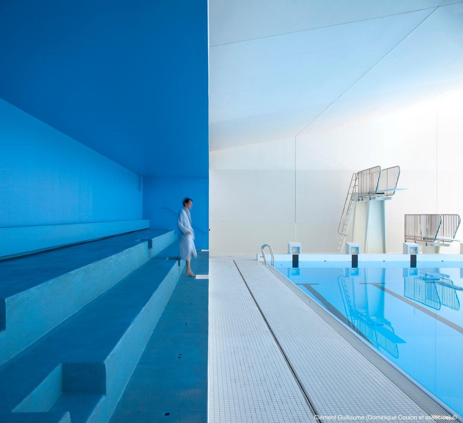 OWA agence d architecture Réhabilitation de la piscine