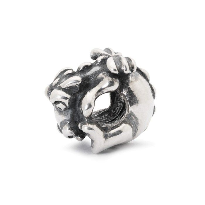 """Easter Dargon - """"A dragon as a friend means joy, magic and adventures."""" #trollbeads"""