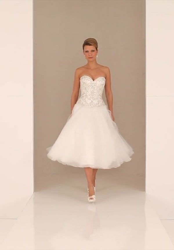 Mori Lee 53730 Wedding Gowns Dresses Crystal Beaded Embroidery On
