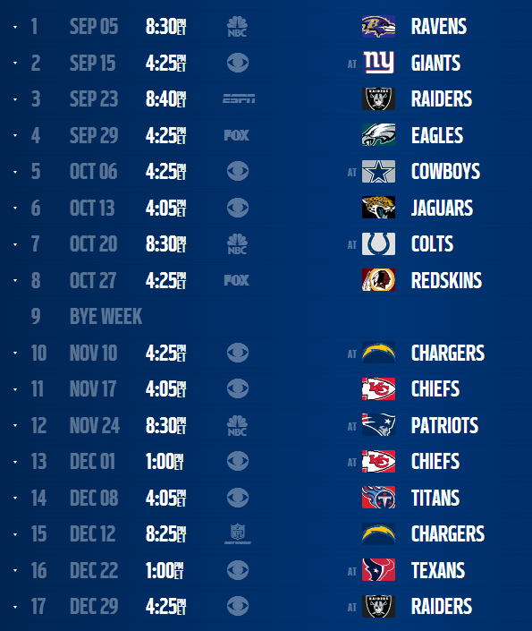 Denver broncos 2013 schedule denver denver broncos schedule and denver broncos 2013 schedule voltagebd Image collections
