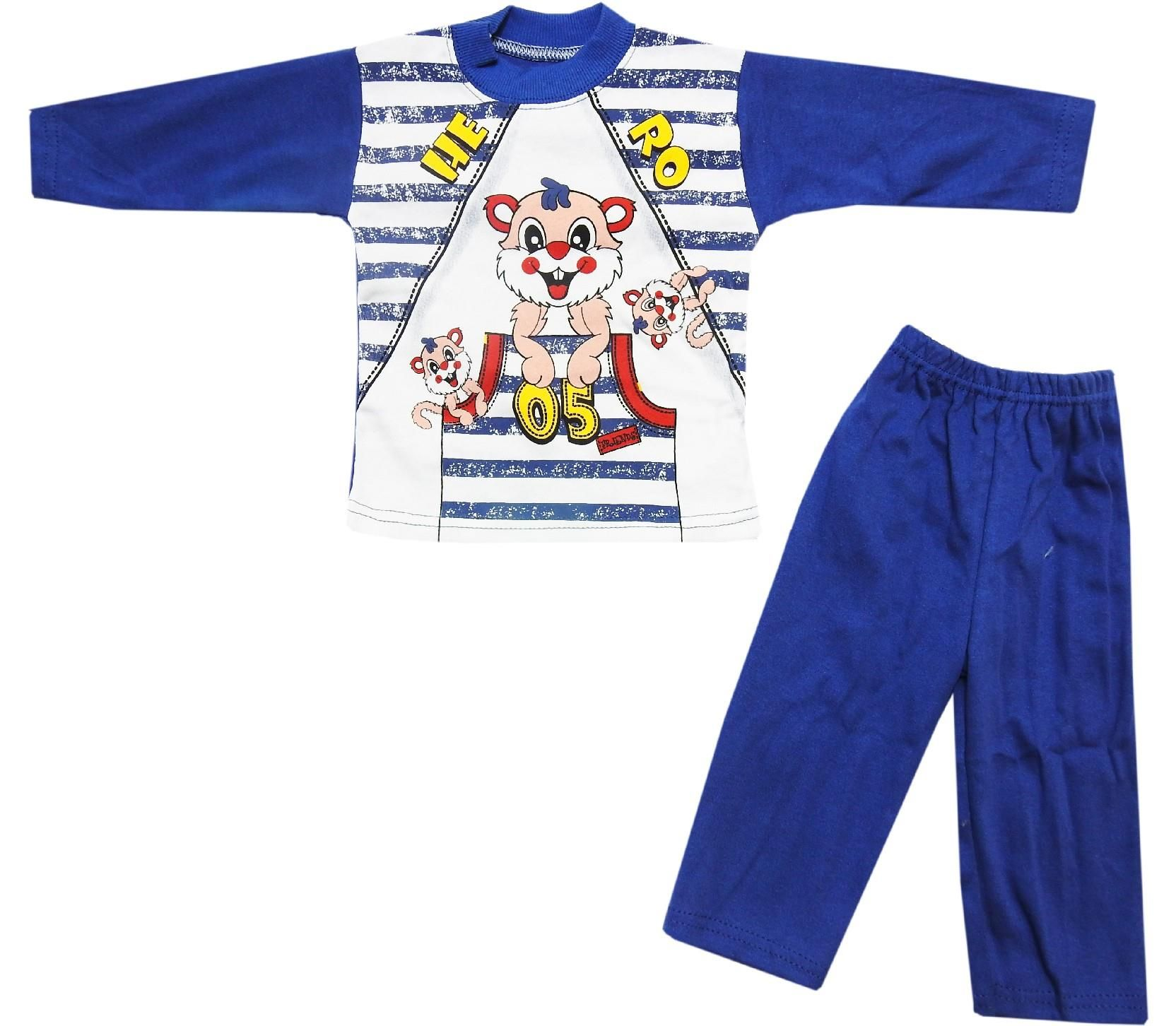 126 wholesale tiger printed sweat and trouser for kids 9 12 month