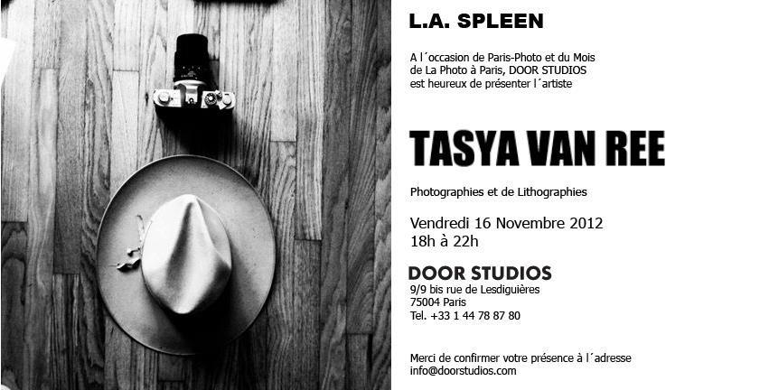 http://enjoythekisss.blogspot.fr/2013/11/tasya-van-ree-artist-made-in-la.html