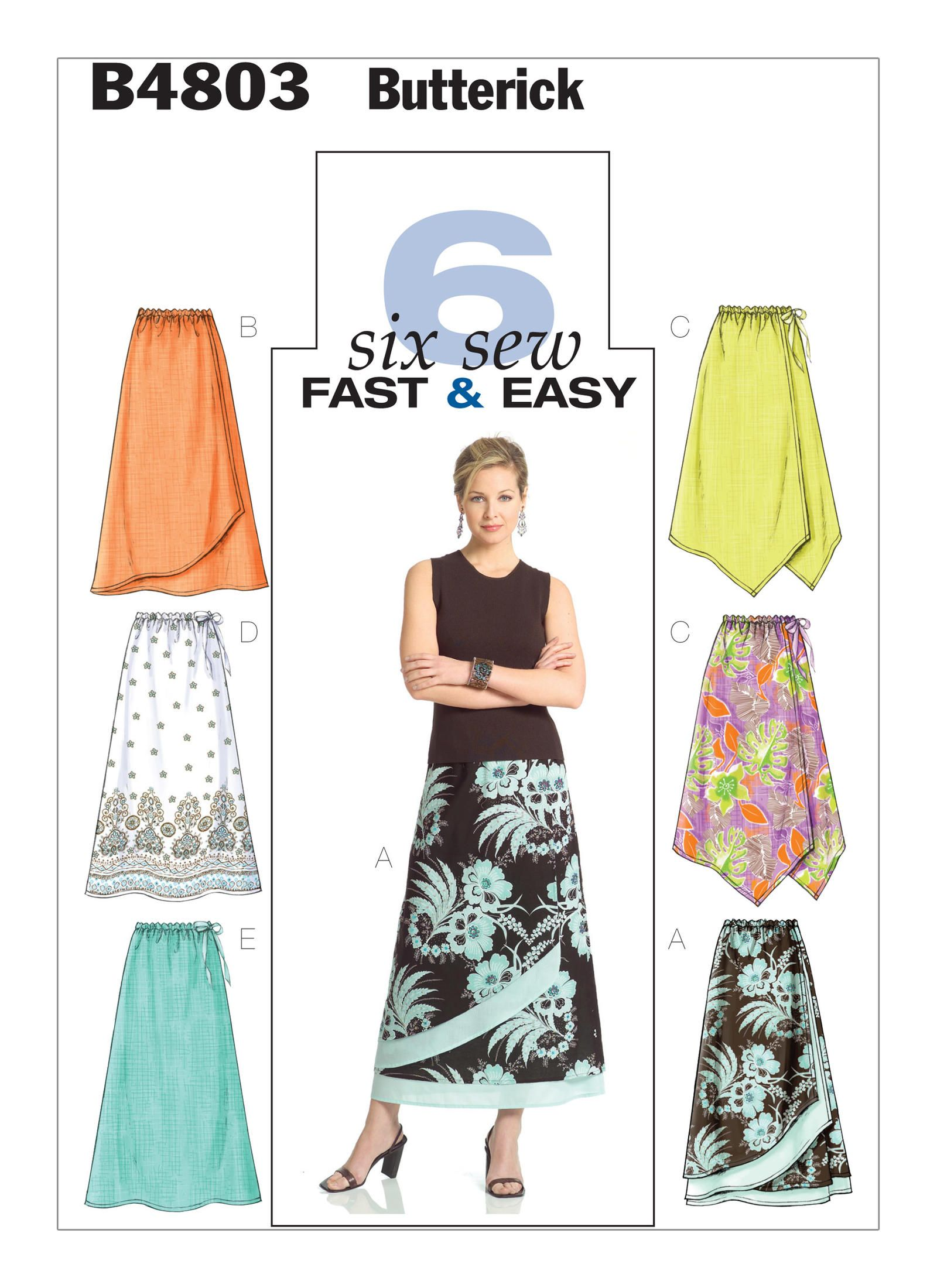 B4803 | Butterick Patterns | Sewing Patterns | patterns I have (by ...