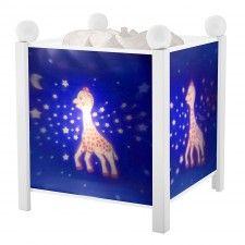 Rotating lantern - Sophie the Giraffe