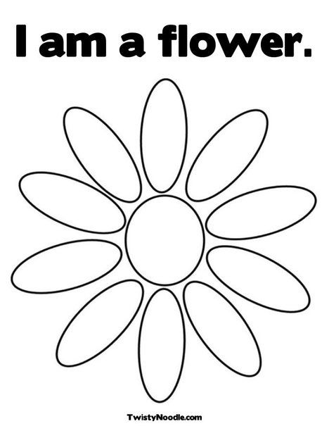 daisy petal template bing images girl scouts pinterest daisy