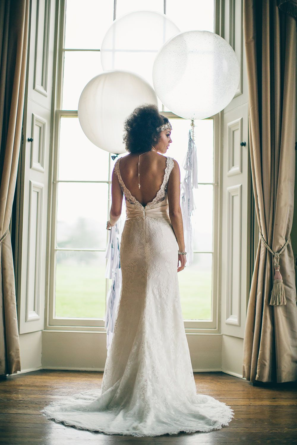 Lusan Mandongus And Eliza Jane Howell Wedding Dresses For A Bridal Inspiration Shoot At Prestwold Hall With Gowns From The Shop Nottingham