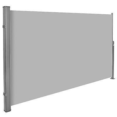 Seitenmarkise Sonnenschutz Sichtschutz Windschutz Alu