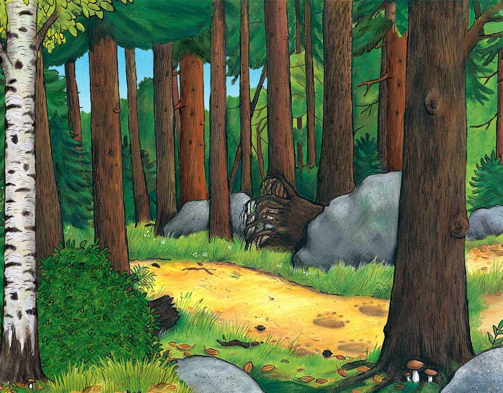 Gruffalo Woods