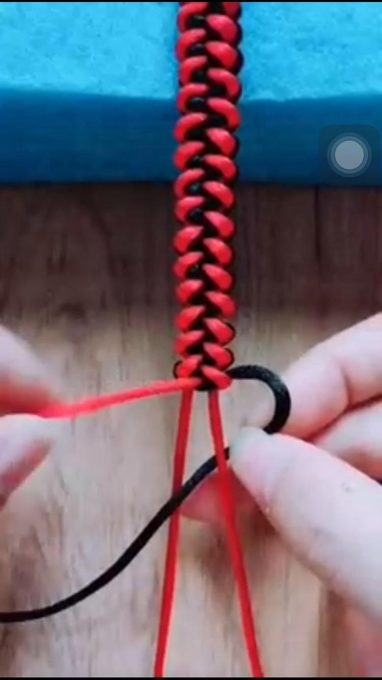 Photo of Hand Rope Weaving Tutorial