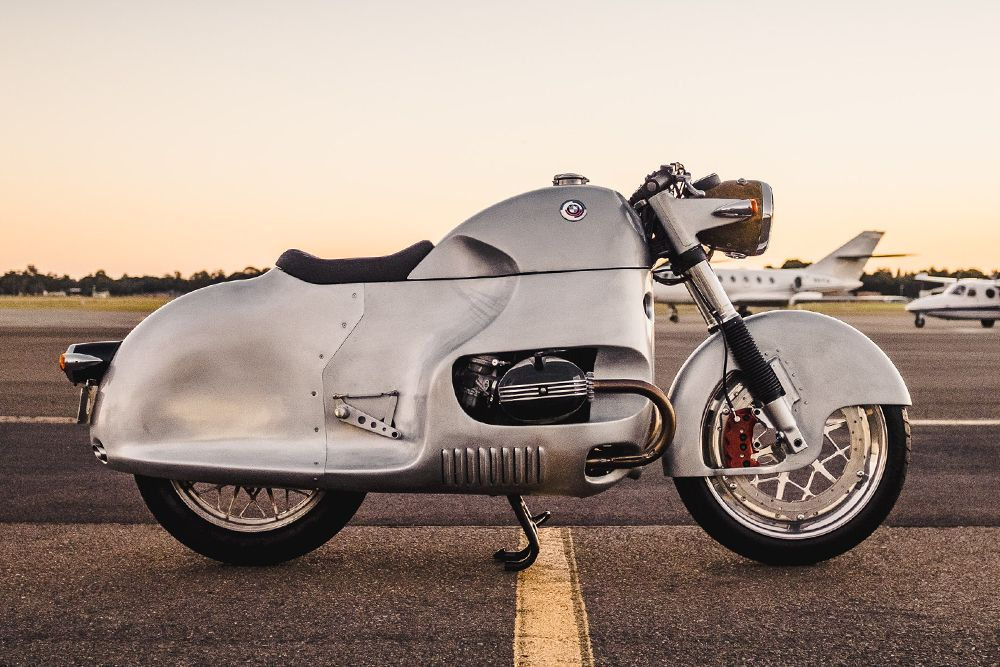 Paying Homage To Automotive's Golden Age With A BMW 100 RS