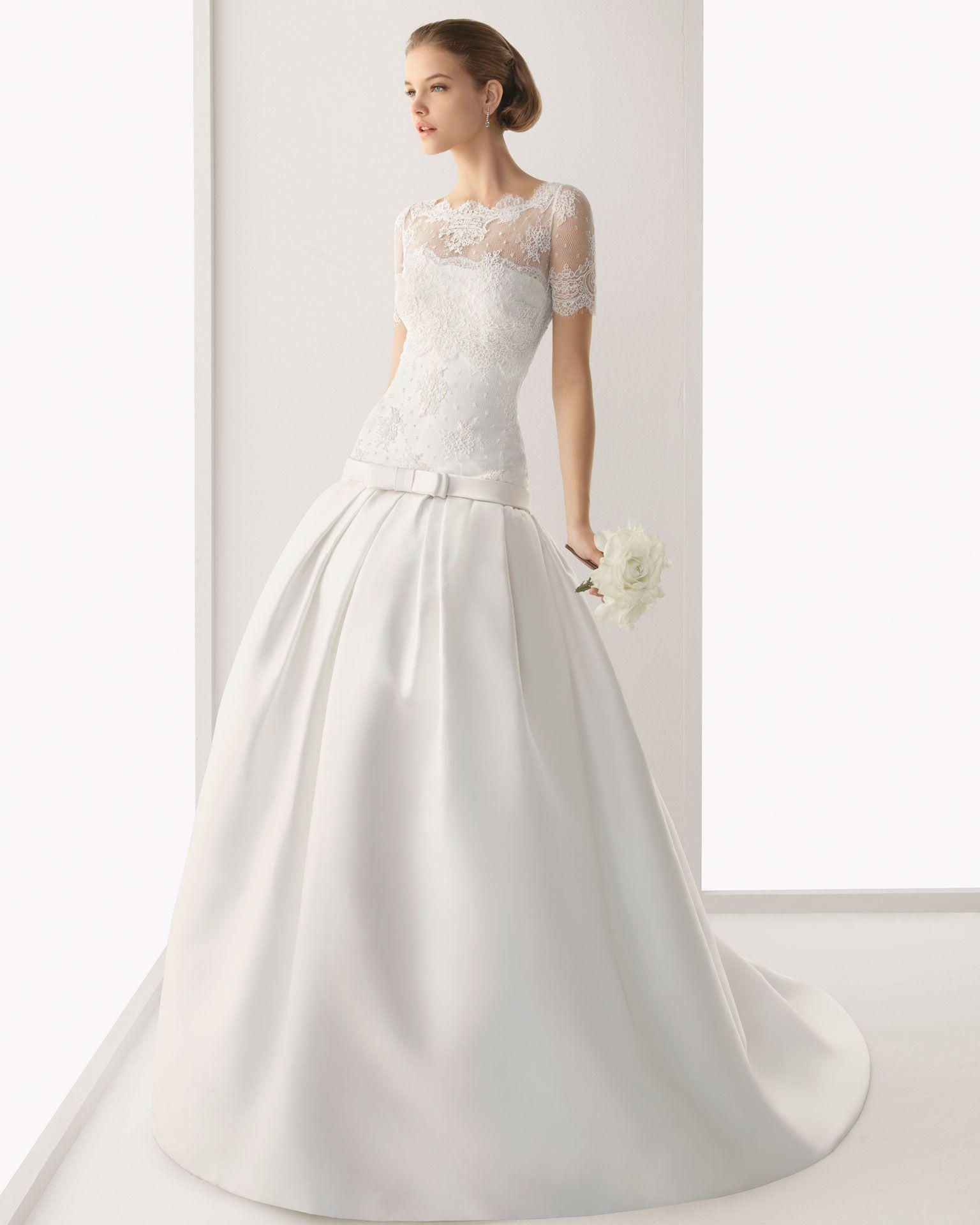 Marcas de vestidos de novia y fiesta