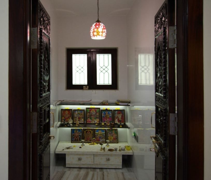 Latest Pooja Room Designs For Indian Homes