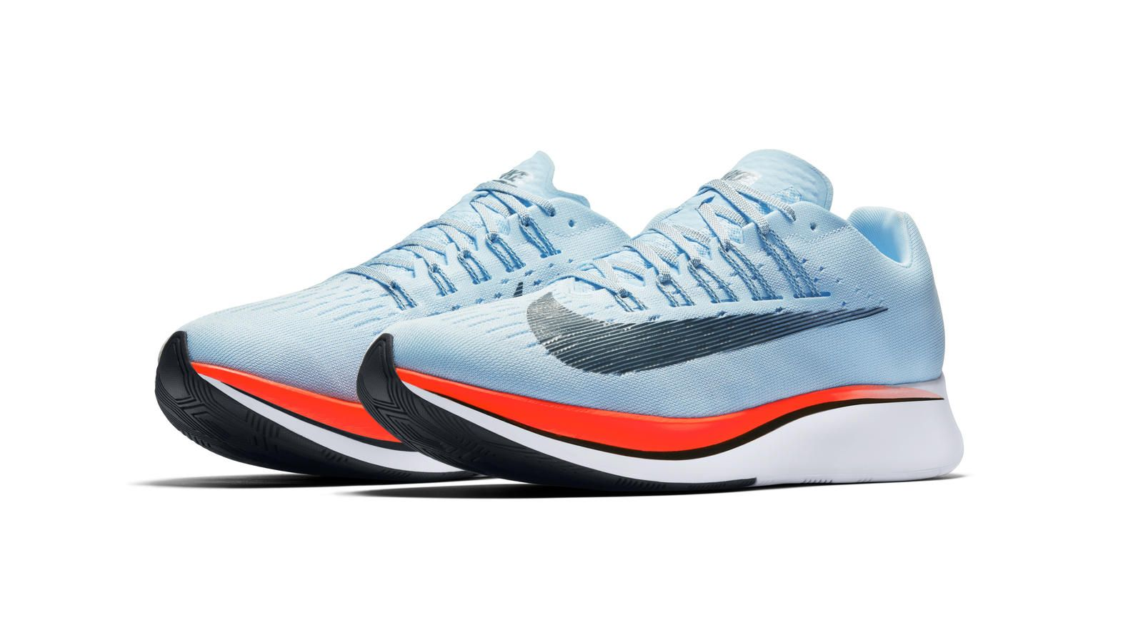 Nike News - Nike Redefines Look and Feel of Fast Running