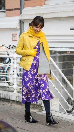 ? So stylt ihr die Trendfarbe Ultra Violet richtig ...