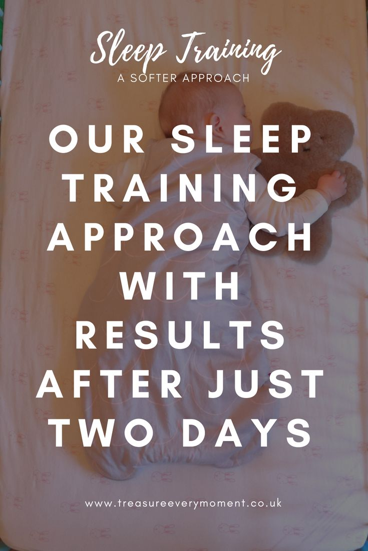 baby 2 our sleep training approach with results after just two days