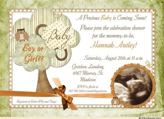 baby shower invitation wording ideas in spanish