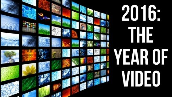 2016 The Year of Video BMT Micro Video advertising