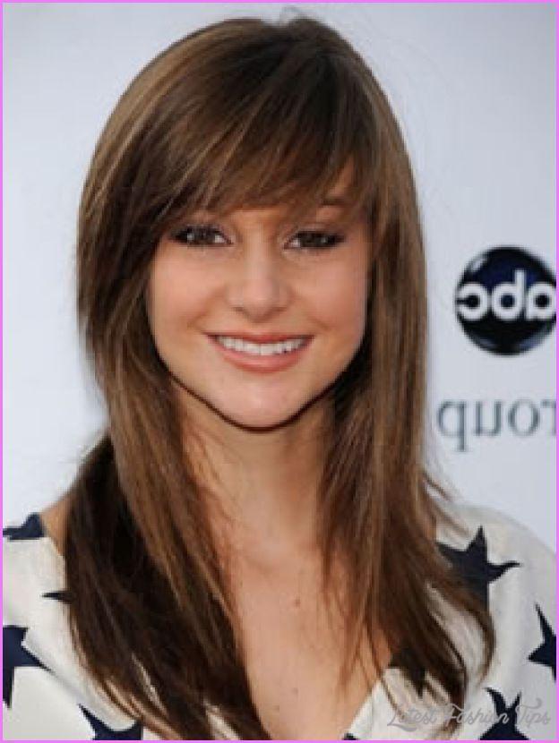 Nice Long Haircut Latestfashiontips Pinterest Long Haircuts