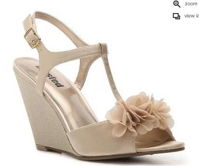 High Quality Unlisted Sand Out Wedge Sandal Wedges Sandal Shop Womenu0027s Shoes   DSW