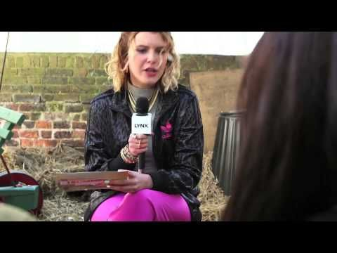 Little Green Cars' VEVO Summer Six Interview at TGE13