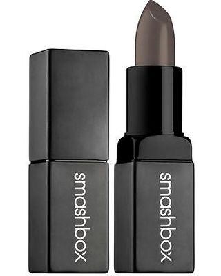 Gray lipstick smashbox punked $20