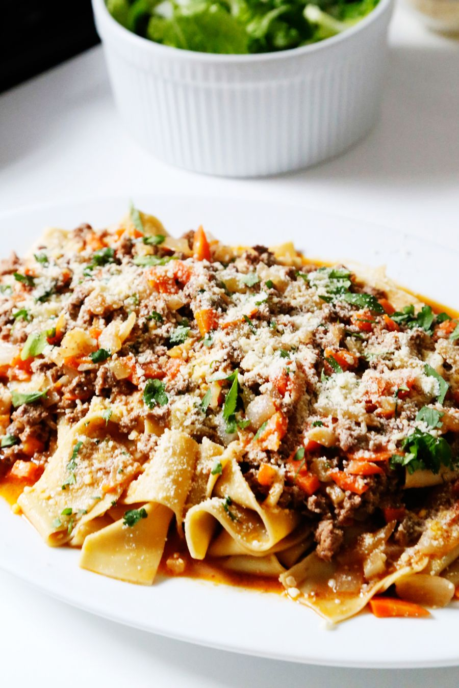 Blue apron bolognese - A Pasta Bolognese Recipe With Blue Apron Love Taza