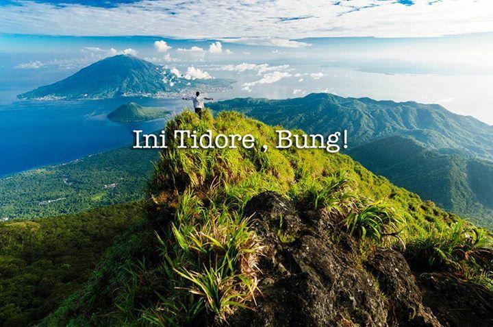 "Slide show ""INI TIDORE, BUNG!"" by Feri Latief"