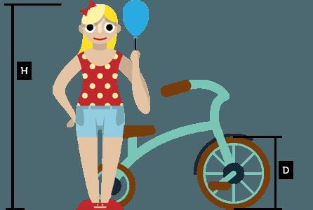 Kids Bike Size Chart Kids Bike Sizes Kids Bike Kids
