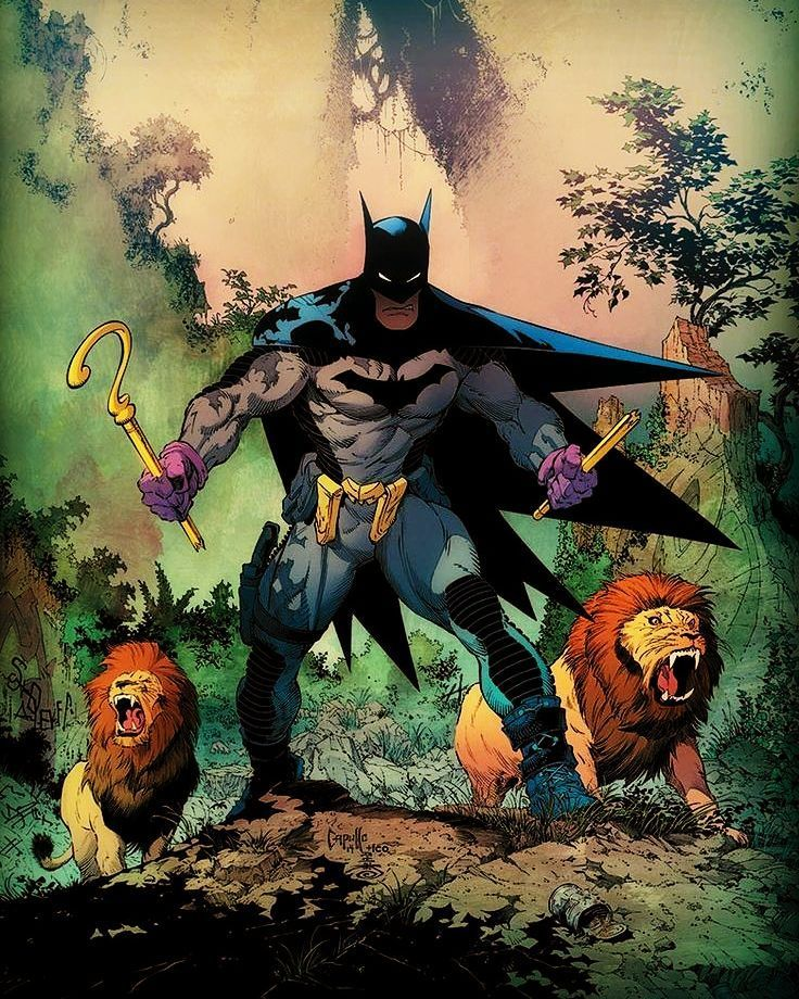 Batman by Greg Capullo and Danny Miki.   #thecosmiccomicbookbroadcast #dccomics #batman #gregcapullo #dannymiki