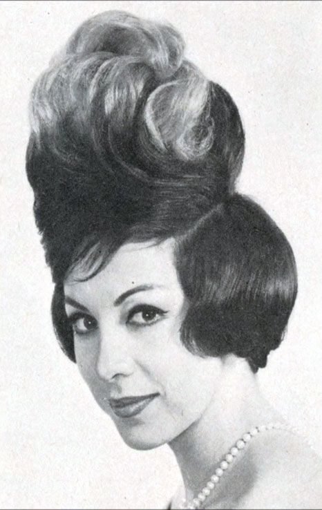 50 Lovely 1960 Hairstyles