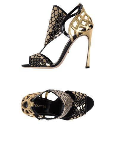 Sergio Rossi Sandals - Women Sergio Rossi Sandals online on YOOX United States - 11107760BI