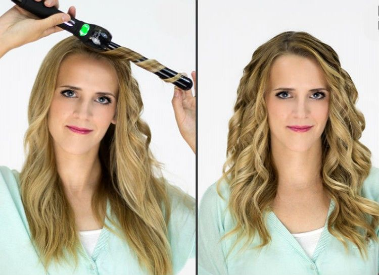 If Youre Trying To Get A Perfectly Bouncy Head Of Hair Try These Hacks For The Curls Youve Always Wanted