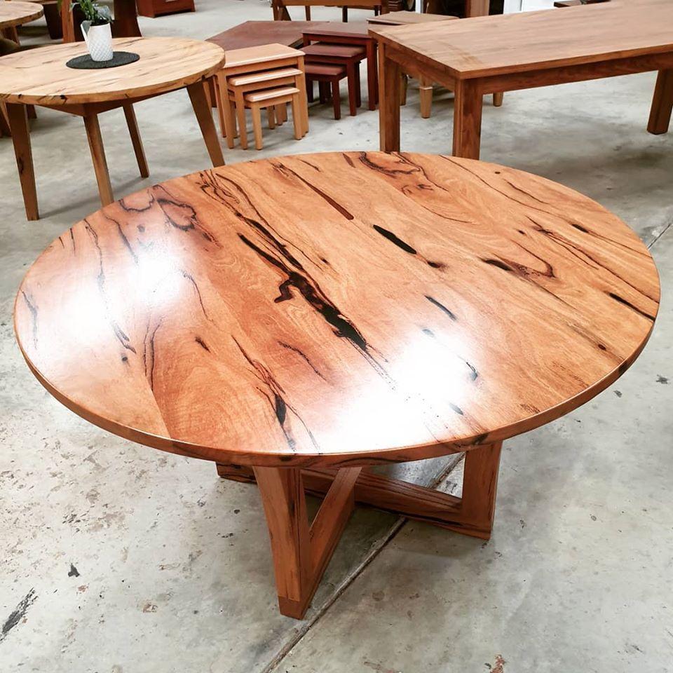 Bremer Bay Marri Dining Table Jarrimber Dining Table Oval Table Dining Timber Dining Table [ 960 x 960 Pixel ]