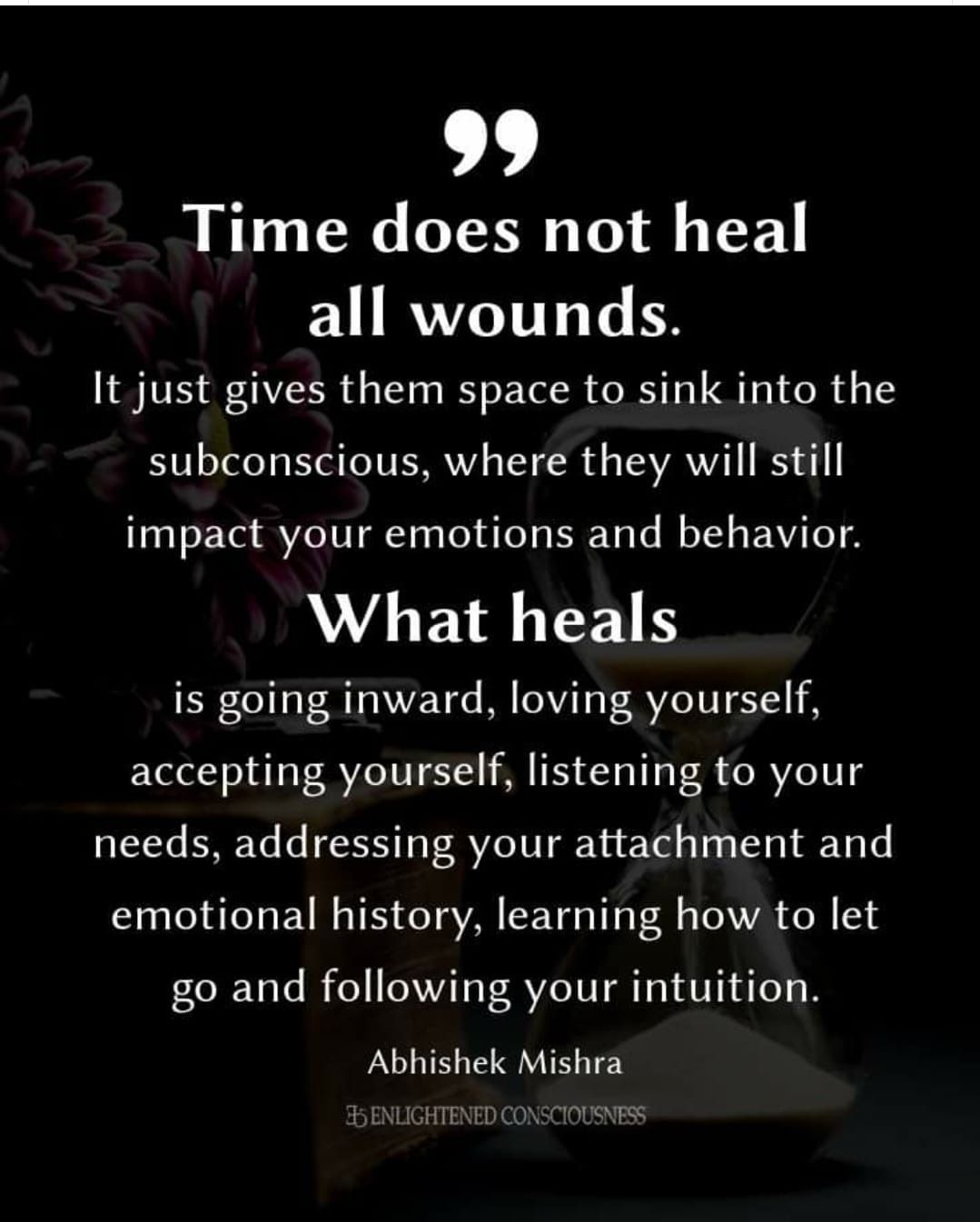 Best Quote About Healing