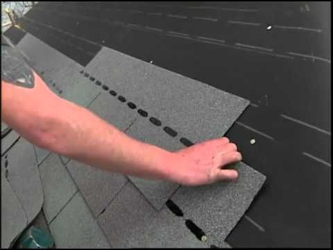 The Installation Shingles Installing Roof Shingles Roof Installation Roof Repair Diy
