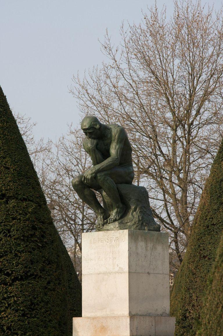 Invalides Quarter, Rodin Museum, 79 Rue de Varenne, Paris VII