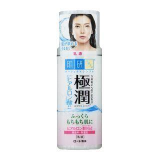 Hada Labo Goku Jyun Super Hyaluronic Moisturizing Milk Lotion 140ml Online Beauty Store Beauty Tool Skin Care