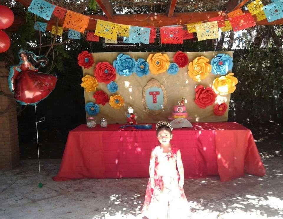 5th Birthday Decoration