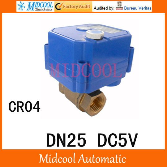 Cwx 25s Brass Motorized Ball Valve 1 2 Way Dn25 Minitype Water Control Valve Dc5v Electrical Ball Valve Wires Cr With Images Control Valves Cool Things To Buy Electricity