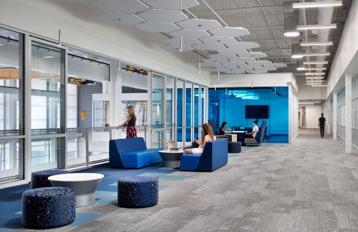 Breakout area from Pathways Innovation Center and